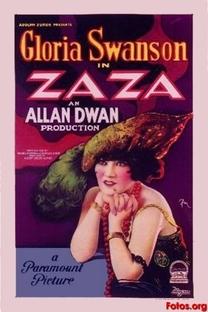 Zaza - Poster / Capa / Cartaz - Oficial 1