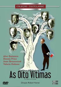 As Oito Vítimas - Poster / Capa / Cartaz - Oficial 6