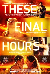 As Horas Finais - Poster / Capa / Cartaz - Oficial 2