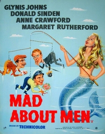 Mad About Men - Poster / Capa / Cartaz - Oficial 1