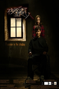 A Woman in the Shadow - Poster / Capa / Cartaz - Oficial 2