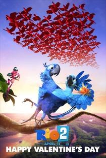 Rio 2 - Poster / Capa / Cartaz - Oficial 4