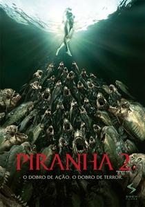 Piranha 2 - Poster / Capa / Cartaz - Oficial 6