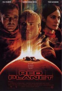 Planeta Vermelho - Poster / Capa / Cartaz - Oficial 3