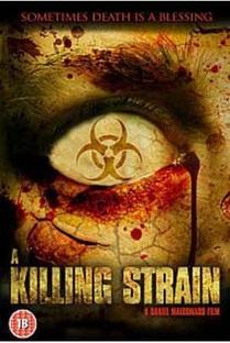 The Killing Strain - Poster / Capa / Cartaz - Oficial 1