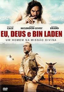 Eu, Deus e Bin Laden - Poster / Capa / Cartaz - Oficial 3