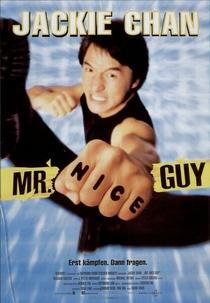 Mr. Nice Guy - Bom de Briga - Poster / Capa / Cartaz - Oficial 1