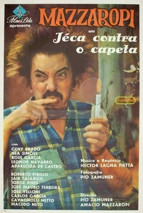 Jeca Contra o Capeta - Poster / Capa / Cartaz - Oficial 1