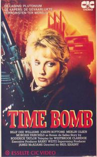 Bomba-Relógio - Poster / Capa / Cartaz - Oficial 3