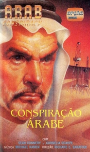 Conspiração Árabe  - Poster / Capa / Cartaz - Oficial 1