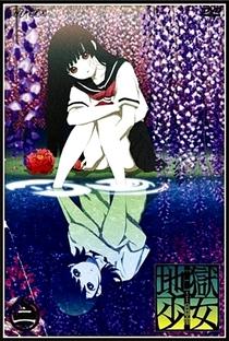 Jigoku Shoujo (3ª Temporada) - Poster / Capa / Cartaz - Oficial 10