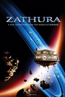 Zathura: Uma Aventura Espacial - Poster / Capa / Cartaz - Oficial 6
