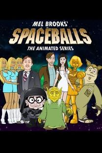 Spaceballs: The Animated Series (1ª Temporada) - Poster / Capa / Cartaz - Oficial 1