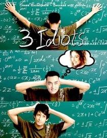 3 Idiotas - Poster / Capa / Cartaz - Oficial 5