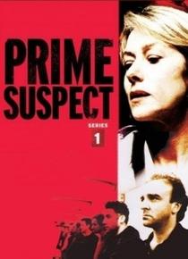 Prime Suspect - Poster / Capa / Cartaz - Oficial 1