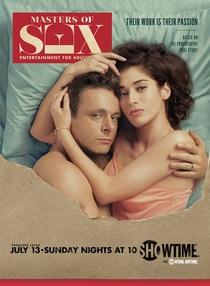 Masters of Sex (2ª Temporada) - Poster / Capa / Cartaz - Oficial 1