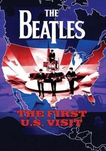 The Beatles: A Primeira Visita aos EUA - Poster / Capa / Cartaz - Oficial 1