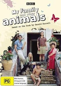 Minha Família E Outros Animais - Poster / Capa / Cartaz - Oficial 1