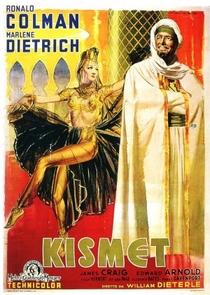 Kismet - Poster / Capa / Cartaz - Oficial 1