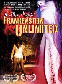 Frankenstein Unlimited - Poster / Capa / Cartaz - Oficial 1