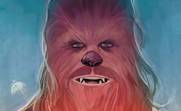 """[SDCC'15] Marvel anuncia """"Chewbacca"""" por Gerry Duggan e Phil Noto"""