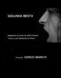 A Segunda Besta - Poster / Capa / Cartaz - Oficial 1