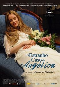 O Estranho Caso de Angélica - Poster / Capa / Cartaz - Oficial 1