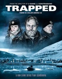 Trapped (1ª temporada) - Poster / Capa / Cartaz - Oficial 2