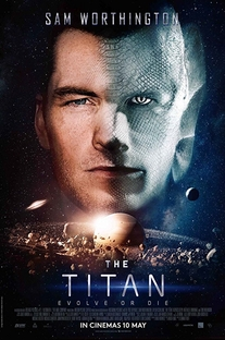The Titan - Poster / Capa / Cartaz - Oficial 2
