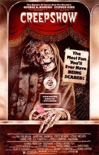 Creepshow - Show de Horrores  - Poster / Capa / Cartaz - Oficial 1