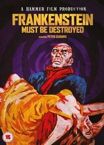 Frankenstein Tem Que Ser Destruído  - Poster / Capa / Cartaz - Oficial 6
