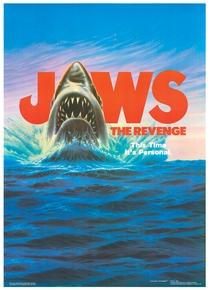 Tubarão 4 - A Vingança - Poster / Capa / Cartaz - Oficial 2