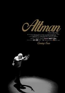 Altman, um Cineasta Americano - Poster / Capa / Cartaz - Oficial 1