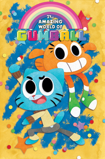 O Incrível Mundo de Gumball (2ª temporada) - Poster / Capa / Cartaz - Oficial 6