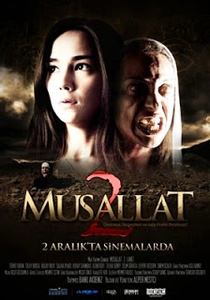 Musallat 2 - Poster / Capa / Cartaz - Oficial 1