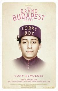 O Grande Hotel Budapeste - Poster / Capa / Cartaz - Oficial 13