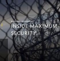 Bastidores: Prisões de Segurança Máxima - Poster / Capa / Cartaz - Oficial 1