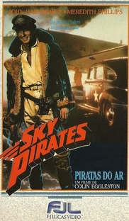 Piratas do Ar - Poster / Capa / Cartaz - Oficial 1