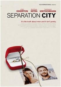 Cidade da Separação - Poster / Capa / Cartaz - Oficial 1