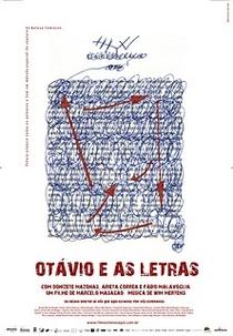 Otávio e as Letras - Poster / Capa / Cartaz - Oficial 1