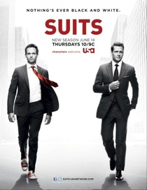 Suits (3ª Temporada) - Poster / Capa / Cartaz - Oficial 2