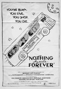 Nada é Para Sempre - Poster / Capa / Cartaz - Oficial 1