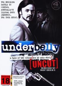 Underbelly (2ª Temporada) - Poster / Capa / Cartaz - Oficial 1