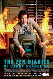 The Zen Diaries of Garry Shandling - Poster / Capa / Cartaz - Oficial 3