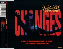 "Ozzy Osbourne - ""Changes"" - Poster / Capa / Cartaz - Oficial 1"
