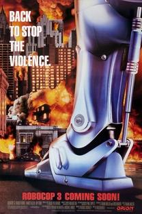 RoboCop 3 - Poster / Capa / Cartaz - Oficial 3