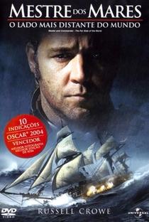 Mestre dos Mares: O Lado Mais Distante do Mundo - Poster / Capa / Cartaz - Oficial 4