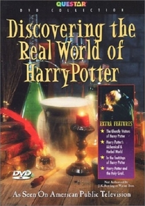 Discovering the Real World of Harry Potter - Poster / Capa / Cartaz - Oficial 1