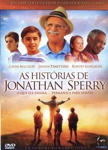 As Histórias de Jonathan Sperry - Poster / Capa / Cartaz - Oficial 2