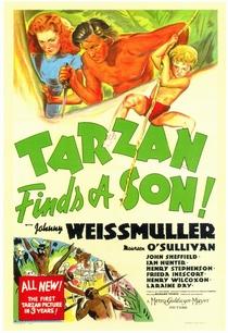 O Filho de Tarzan - Poster / Capa / Cartaz - Oficial 1